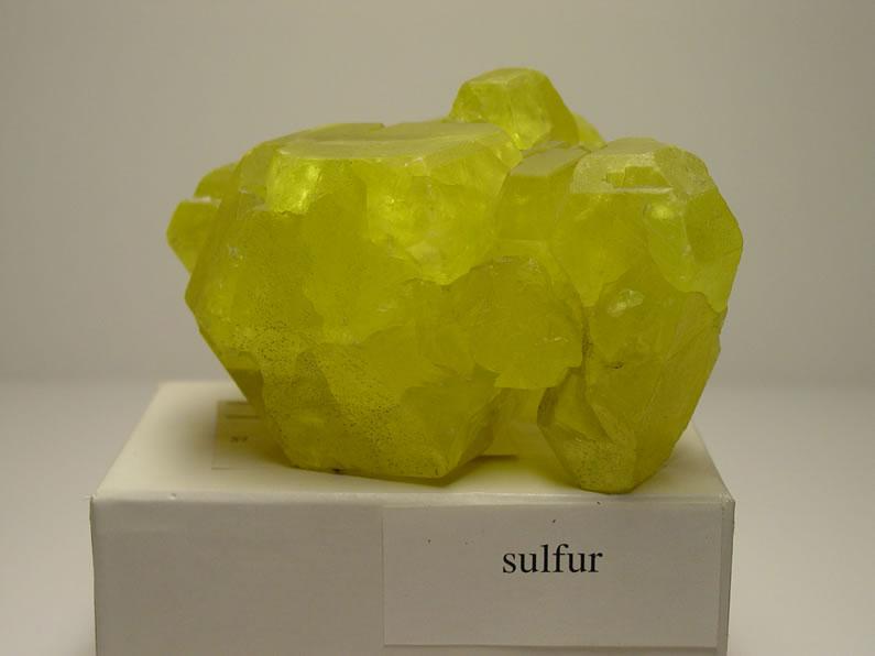 Uses Of Sulfur Presentation Name on e...