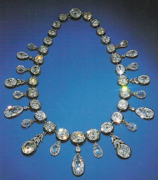 the diamond necklace short story essay The necklace by guy de maupassant essay writing  the short story raises a number of  times trying to recover money they borrowed to pay for the diamond necklace.